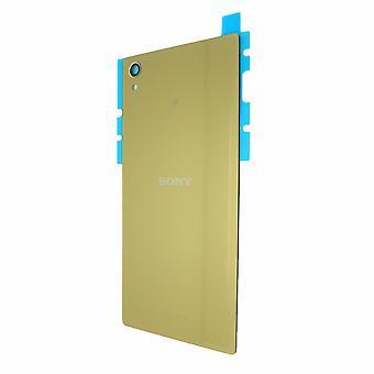 Sony Z5 Premium Gold Back Cover & Klebstoff 1296-4220