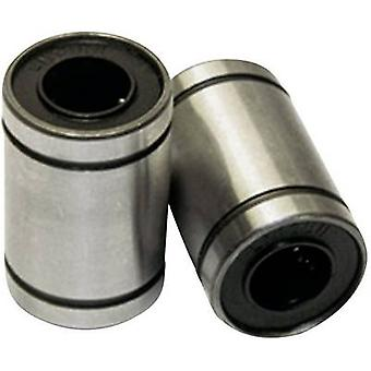 Linear Bearing LM10UU/SP Suitable for (3D printer): Velleman K8200 LM10UU/SP