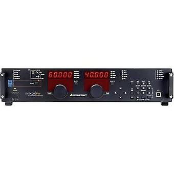 Bench PSU (adjustable voltage) Gossen Metrawatt K347A 0 - 60 V DC 0 - 40 A 800 W Calibrated to (DAkkS standards)