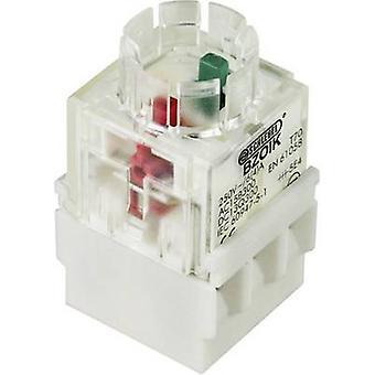 Schlegel BZOIK Contact 1 breaker, 1 maker momentary 250 V AC 1 pc(s)