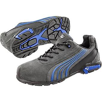 Protective footwear S1P Size: 46 Black, Blue PUMA Safety Metro Protect 642720 1 pair