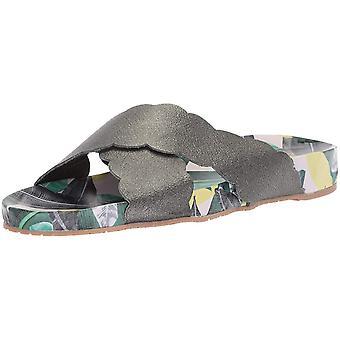 Kaanas Womens Pattaya Open Toe occasionnels Slide sandales