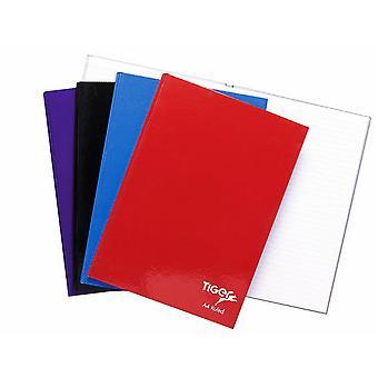 Tiger Stationery Casebound/Hardback Notebooks