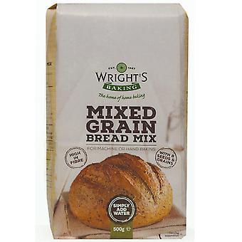Wrights Baking Mixed Grain Bread Mix