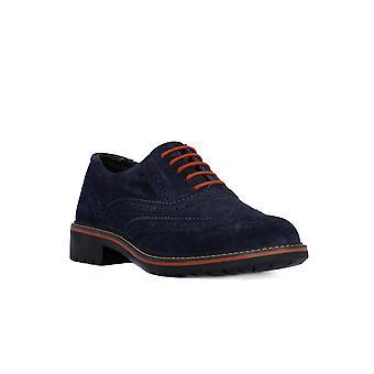 Sapatos de pincel azul IGI & co