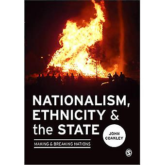 Nationalism Ethnicity and the State by John Coakley