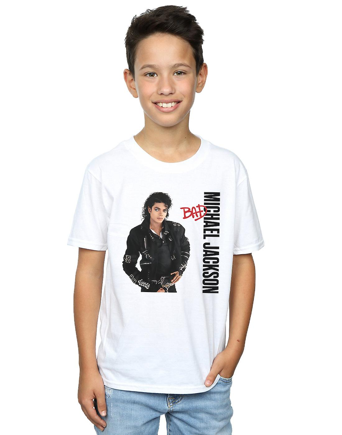 Michael Jackson Boys Bad Pose T-Shirt