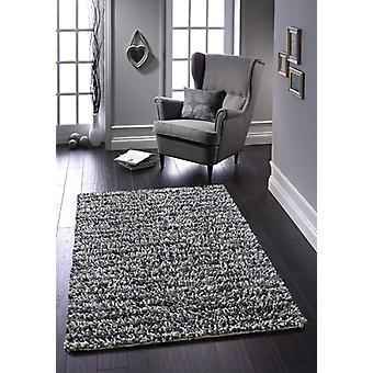 Rocas Shaggy gris rectángulo alfombras alfombras Funky