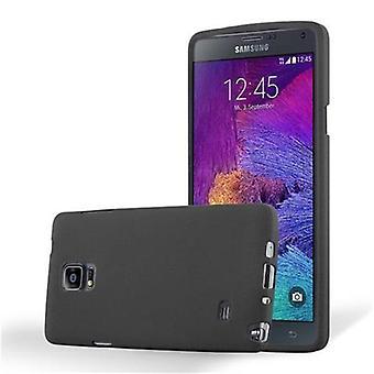 Cadorabo tilfældet for Samsung Galaxy NOTE 4 Case Cover-fleksibel TPU silikone case sag Ultra Slim Soft tilbage Cover sag kofanger