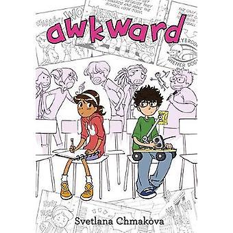 Scomodo da Svetlana Chmakova - 9780316381307 libro