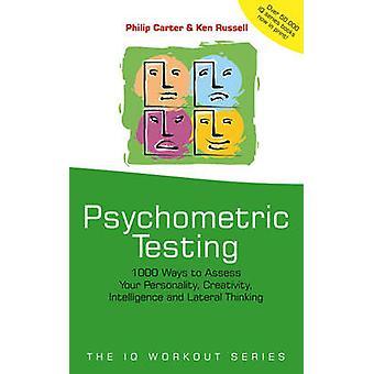 Psychometrische Tests - 1000 Möglichkeiten, Ihre Persönlichkeit zu bewerten - Creativi