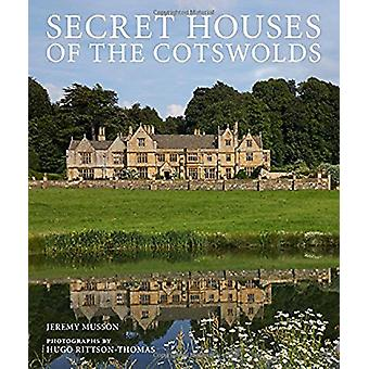 Secret Houses of the Cotswolds - 9780711239241 Book