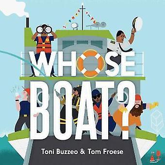 ¿Cuyo barco? por Toni Buzzeo - libro 9781419728358