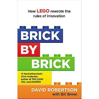 Tijolo por tijolo - como Lego reescreveu as regras da inovação e Conquere