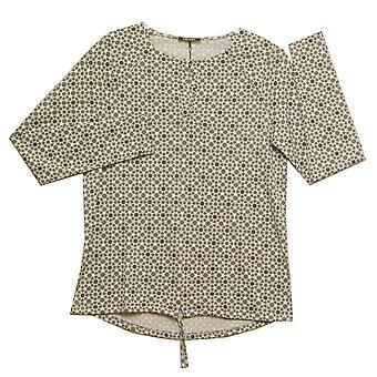 OLSEN Top 11102953 Grey And Beige