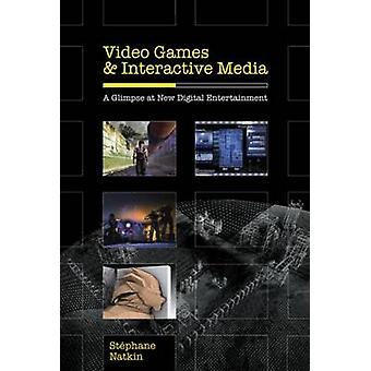 Videospil og interaktive medier - et glimt af nye digitale underholde