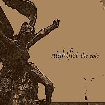 Nightfist - Epic [CD] USA import