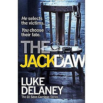 Jackdaw (DI Sean Corrigan, bok 4)