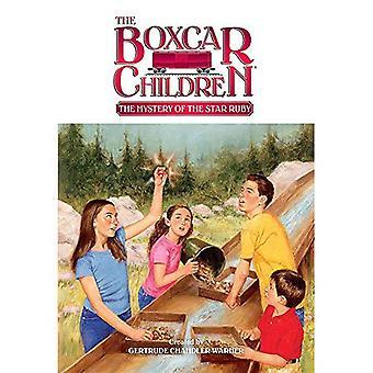 Mysteriet med stjerne Ruby (Boxcar barn)