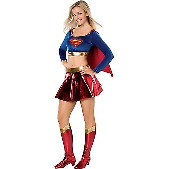 Costume Teen Supergirl