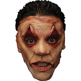Seryjny morderca 30 twarz lateks na Halloween