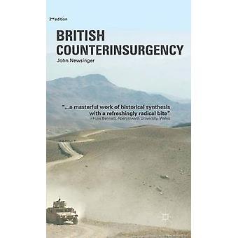 British Counterinsurgency by Newsinger & John