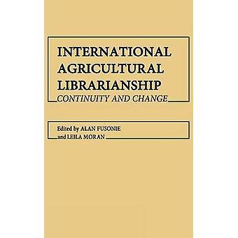 المكتبات الزراعية الدولية الاستمرارية والتغيير بالن آند فوسوني