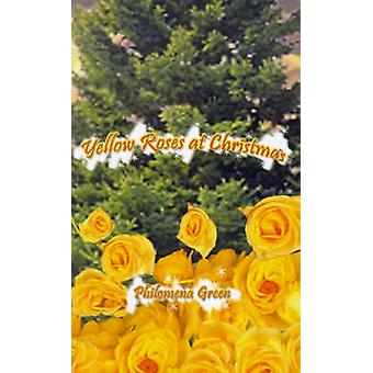 Yellow Roses at Christmas by Green & Philomena