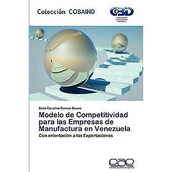 Modelo de Competitividad Para Las Empresas de Manufactura En Venezuela da Correa Osuna & Dalia Carolina