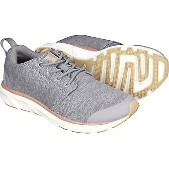 Roxy Womens Set Session II Shoes - Gray Heather