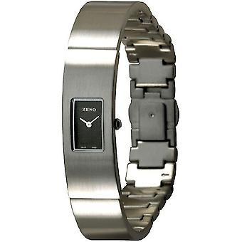 Zeno-Watch Damenuhr Désirée Square 6648Q-g1M