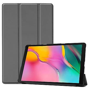 Slim fit cover voor Samsung Galaxy tab A 10,1 2019-grijs