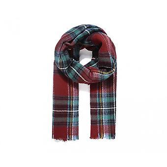 Intrigue Womes/Mesdames tartan couverture écharpe