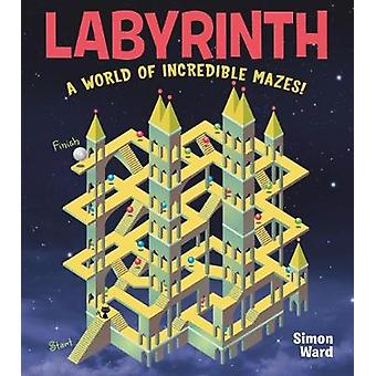 Labyrinth by Simon Ward - 9781784288037 Book