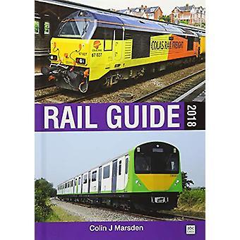abc Rail Guide - 2018 by Colin Marsden - 9781910809518 Book