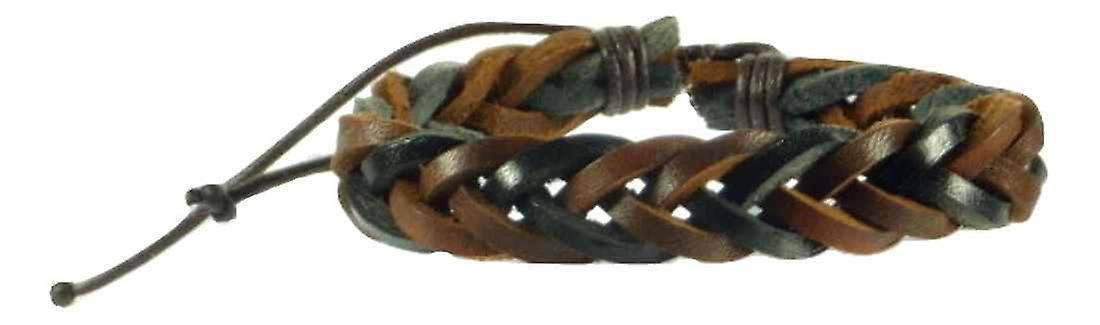 Bracelet 100% Leather  Model 604 from TICKITIBOO by Pashmina & Silk