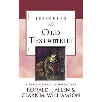 Forkynne det gamle testamente: A Lectionary motiver