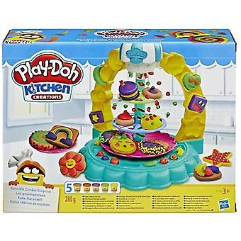 Play-Doh kak-carrousel
