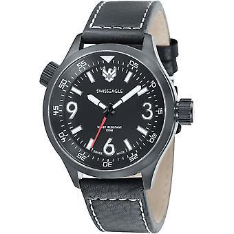 Swiss Eagle SE-9030-04 Heren Horloge
