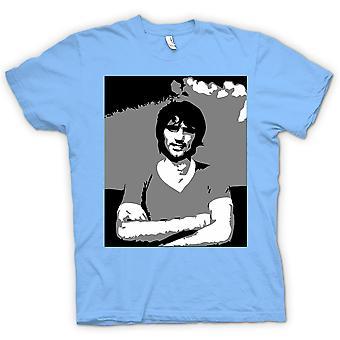Kinder T-shirt - George Best - BW