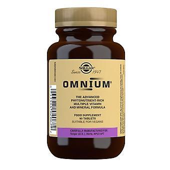 Solgar Omnium Comprimate 90 (2067)