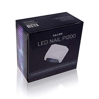 SHANY Salon Expert 12W LED negle tørketrommel/lampe-kompakt, trendy design m/3 timers