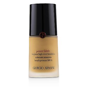 Giorgio Armani Power kangas Longwear High Cover säätiö SPF 25-# 6,25-30ml/1.01 oz