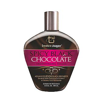 Tan Incorporated Spicy Black Chocolate Tingle Bronzing Tanning Lotion - 400ml
