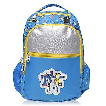 Estrela unisex gráfico BP Pen Case93 mochila saco de volta Pack