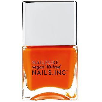 Nails inc NailPure 2019 Spring Collection - Womanger (112579) 14ml