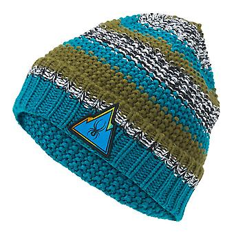 Spyder TERRAIN Kids Knit Winter Ski Hat - multi