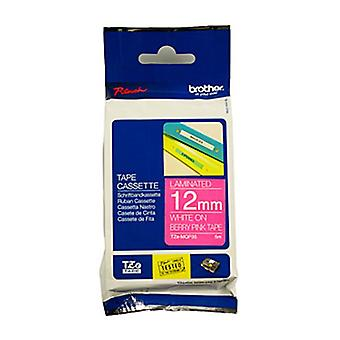 Brother TZeMQP35 etikett tejp 12 mm