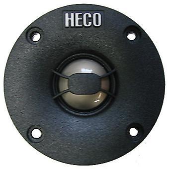 Heco-HT25X-AL6N-S, -dome-tweeter, 90 watt maximaal 1 paar dienst goederen