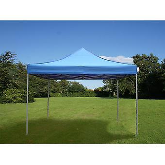 Vouwtent/Easy up tent FleXtents Xtreme 50 3x3m Blauw